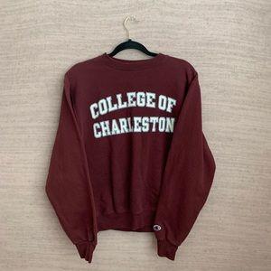 Champion College of Charleston Sweatshirt
